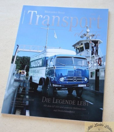 Mercedes Transport Classic 2009