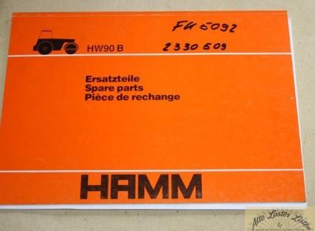 HAMM HW 90 B