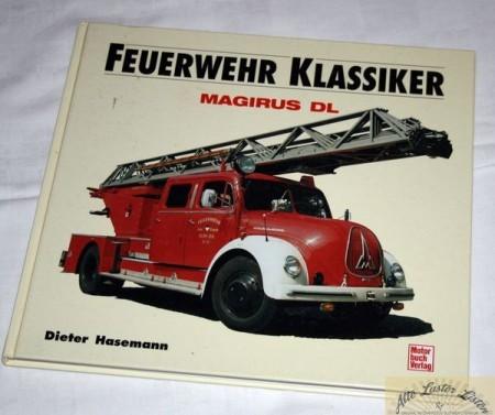 Feuerwehr Klassiker , Magirus DL , Drehleitern