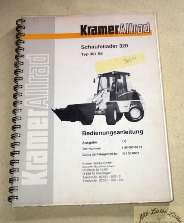 KRAMER Allrad 320 Radlader