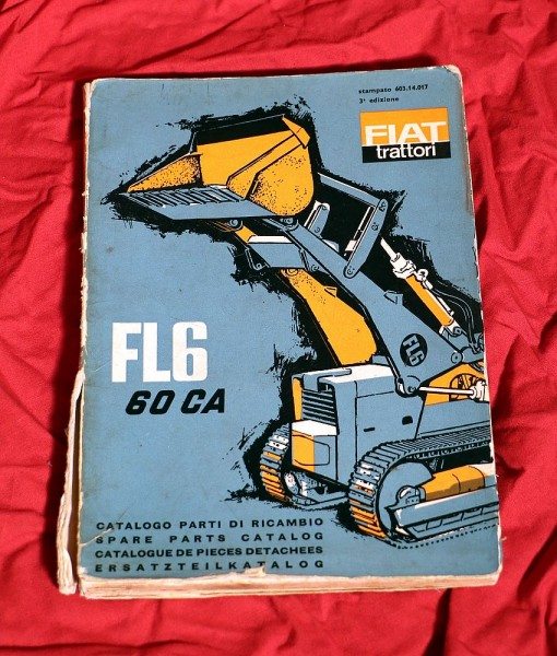 FIAT Raupe FL 6 , 60 CA
