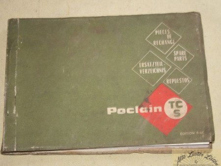 POCLAIN TCS Raupenbagger