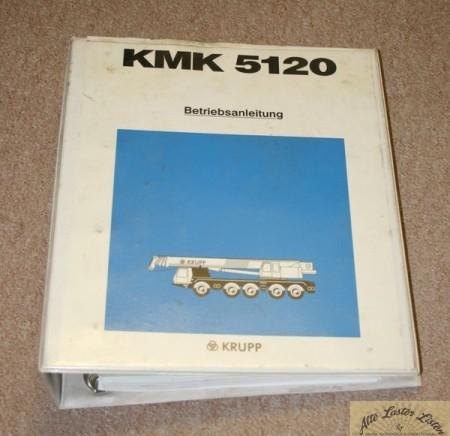 Autokran KRUPP KMK 5120