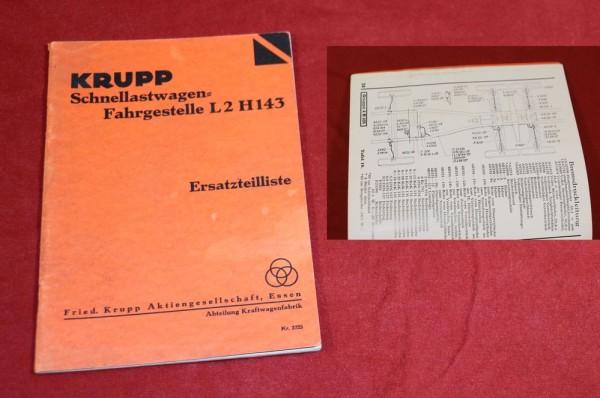 Krupp Protze L2H 143