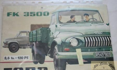 FORD FK 3500