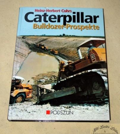 CATERPILLAR Bulldozer Prospekte , Cohrs , PODZUN