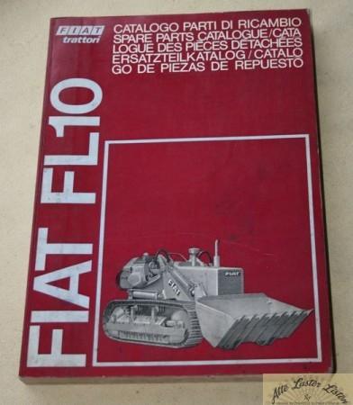 FIAT Raupe FL 10