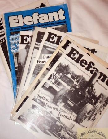 Zeitschriften ELEFANT