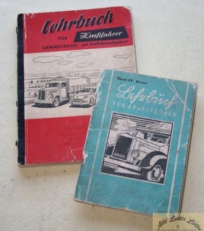 Lehrbuch für Kraftfahrer Fahrschullehrbuch