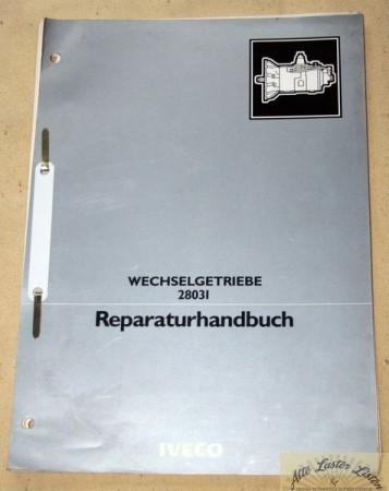 Iveco Getriebe 28031