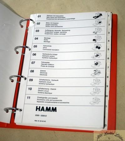HAMM Walze 2320 , 2320 D