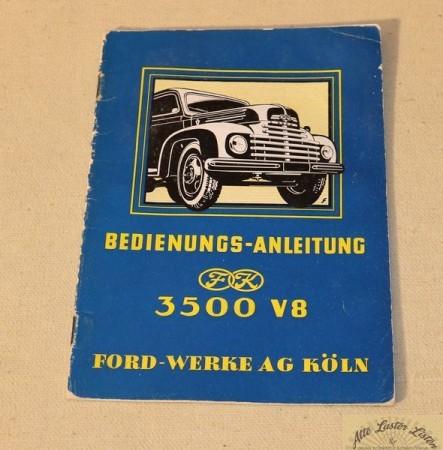 Ford 3500 V8 Lastwagen