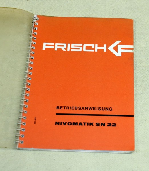 FRISCH Nivomatik SN 22