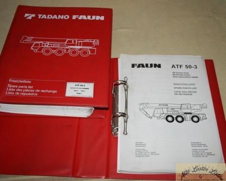FAUN Kranwagen ATF 50 - 3