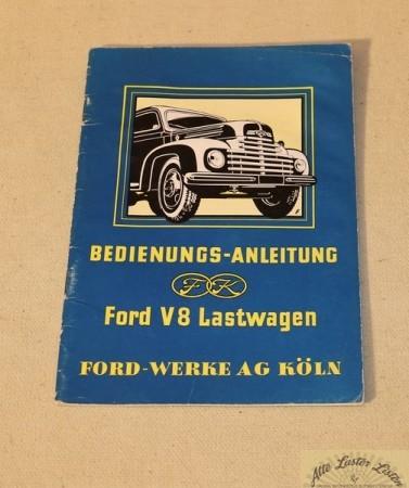 Ford V8 Lastwagen FK 3500 , FK 4000