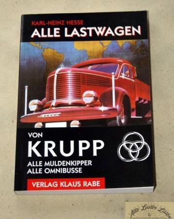 KRUPP , Alle Lastwagen , Muldenkipper, Busse