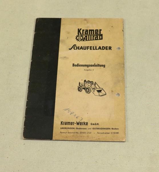 KRAMER Allrad KS 510 Schaufellader Radlader