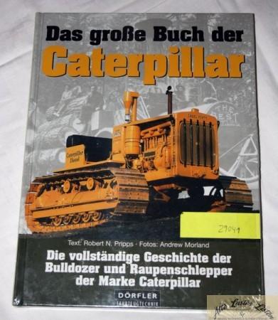 Das große Buch der CATERPILLAR