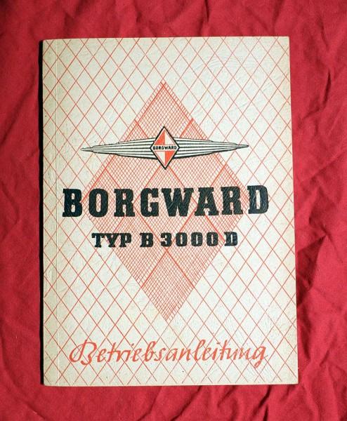 Borgward B 3000 D , 3 Tonner Diesel LKW