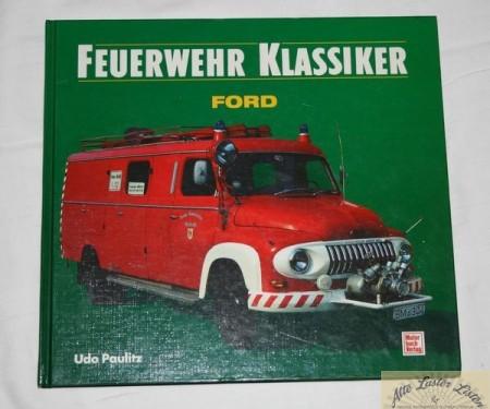 Feuerwehr Klassiker Ford