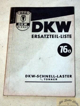 DKW Schnellaster 0,75 Tonner Karosserien