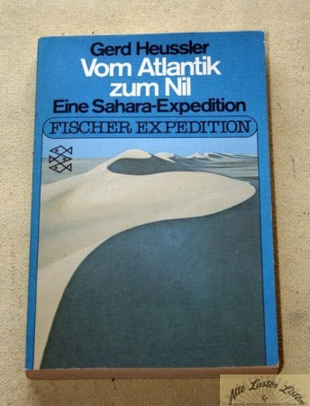 Vom Atlantik zum Nil, mit Hanomag AL 28