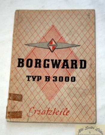 Borgward B 3000