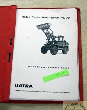 Hatra ML 70 Mehrzweckgerät